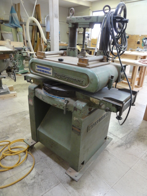 fine-finishing planer
