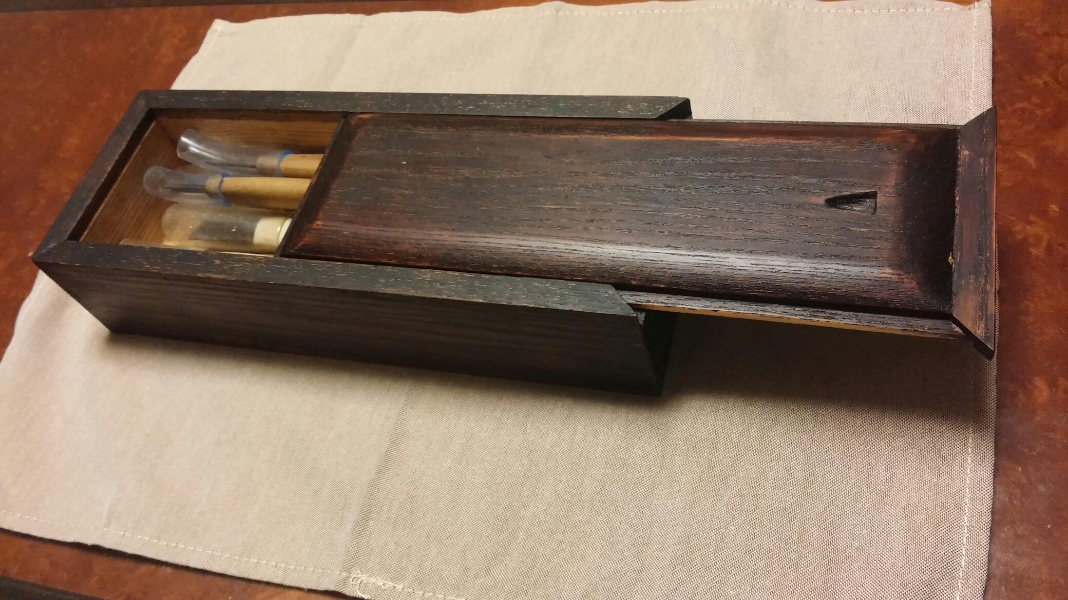 彫刻刀ケ-ス2